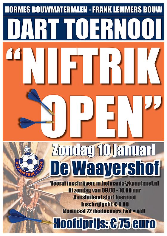 niftrik open 2016 10 januari
